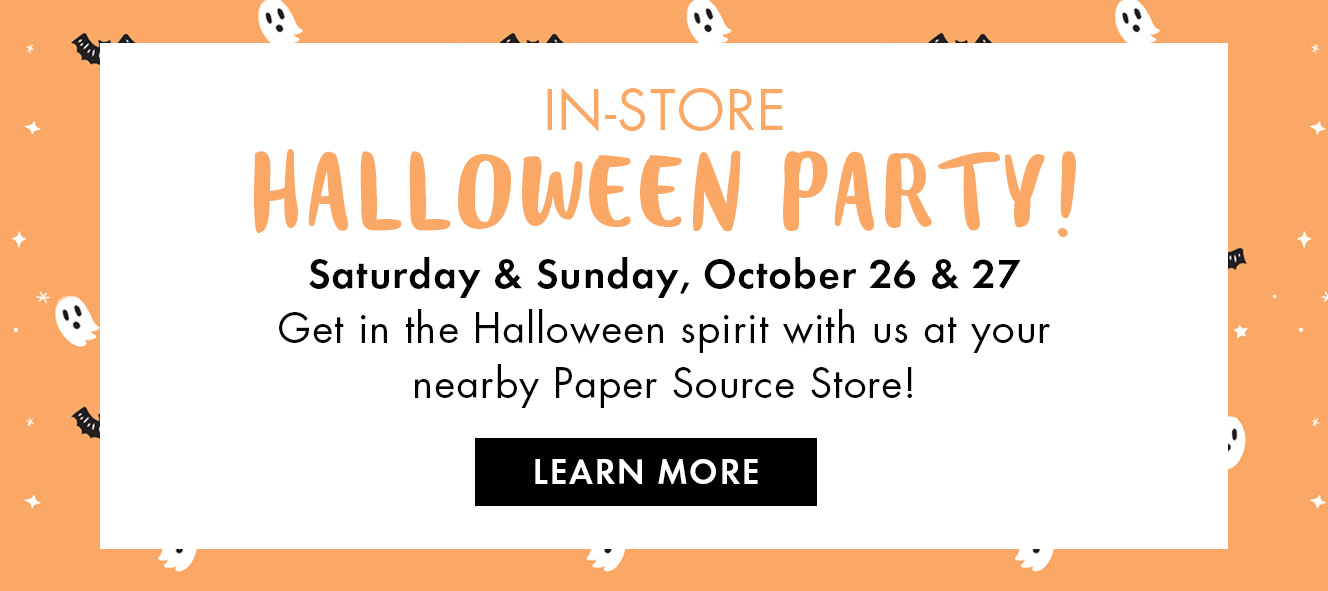 In-Store Halloween Party