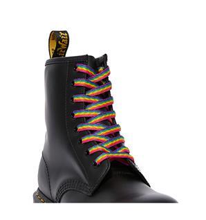"""55"""" Rainbow Laces (8-10 EYE)"""