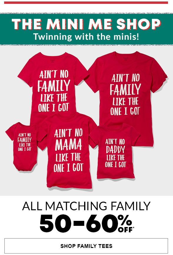 Matching Family Tees