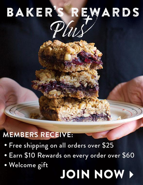 Join Baker's Rewards Plus