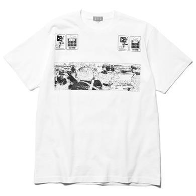 CAV EMPT  Note Down T T-shirt White