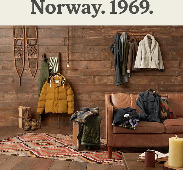 Norway. 1969.