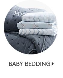 SHOP BABY BEDDING