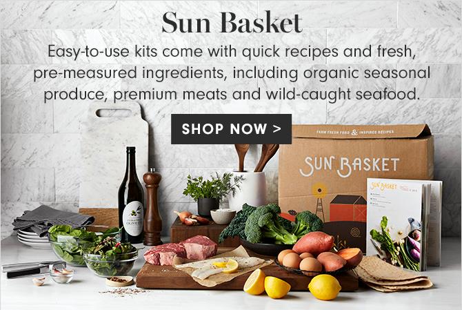 Sun Basket - SHOP NOW