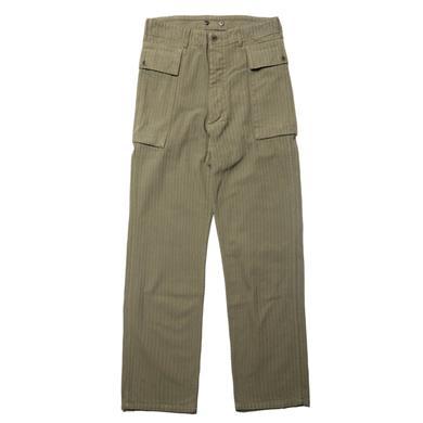 visvim  Tioga Cargo Pants (Herringbone) Olive