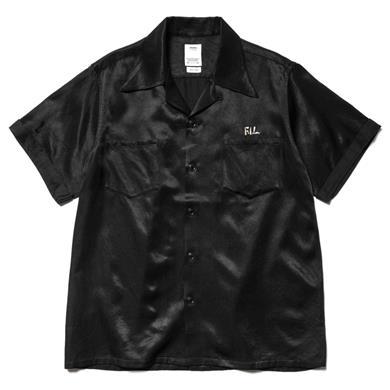 visvim  Irving Shirt S/S Black