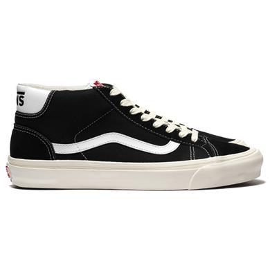 Vans Vault  OG Mid Skool 37 LX (Suede/Canvas) Black