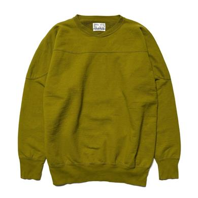 NEXUSVII  'FRANKEN' Football Sweat Olive