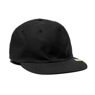 visvim  Excelsior Cap Black