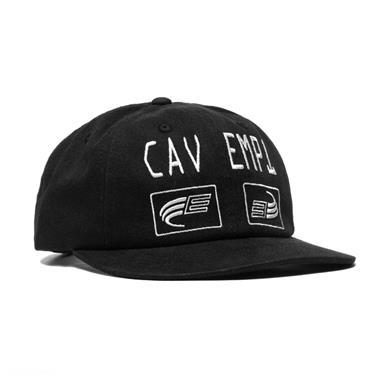 CAV EMPT  CurvEd Low Cap Black