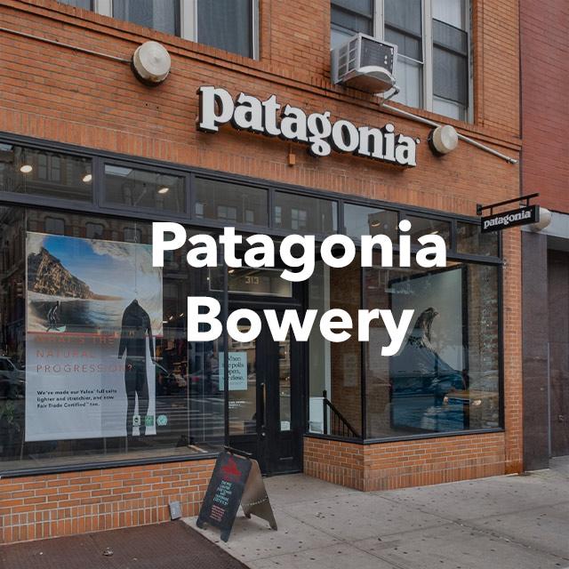 Patagonia Bowery