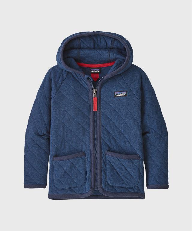 Baby Organic Cotton Quilt Jacket