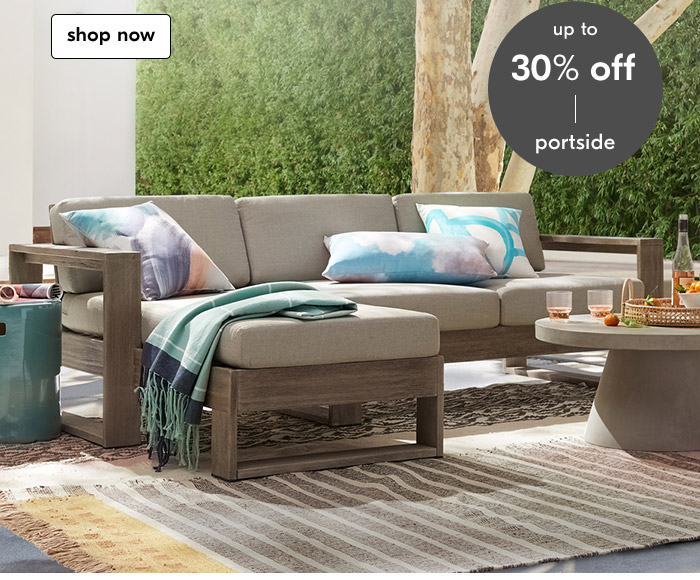 up to 30% off portside