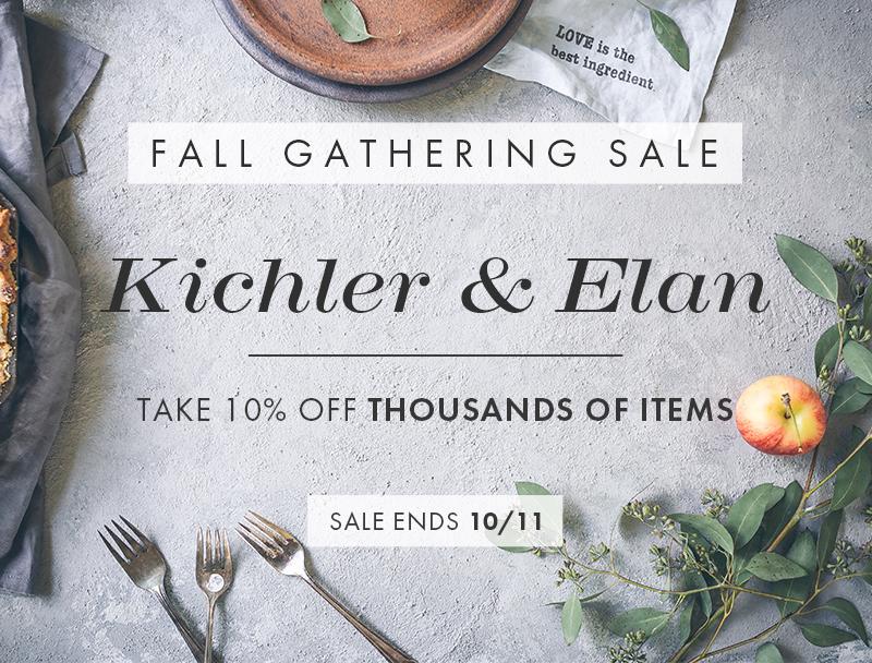 Fall Gathering Sale