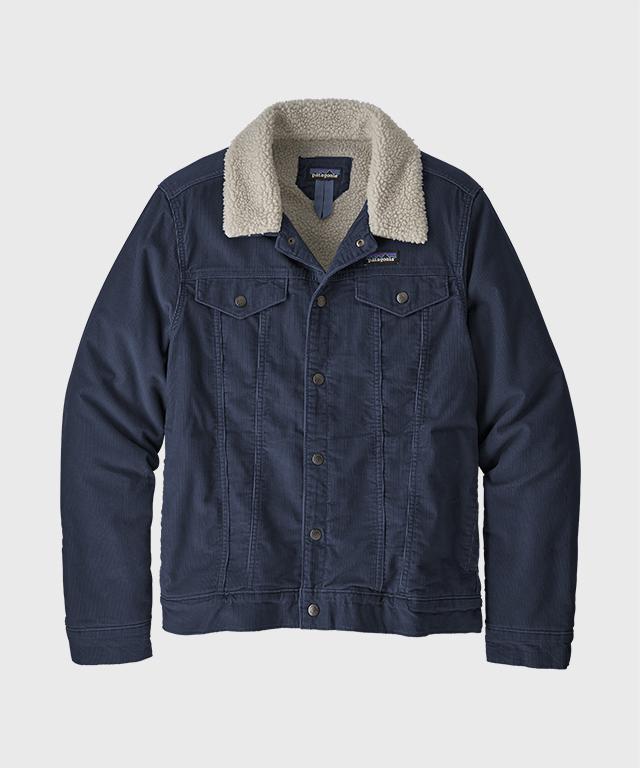 Men's Pile Lined Trucker Jacket