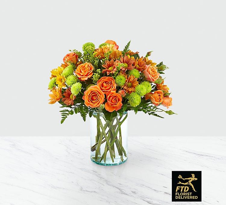 The FTD® Autumn Delight Bouquet