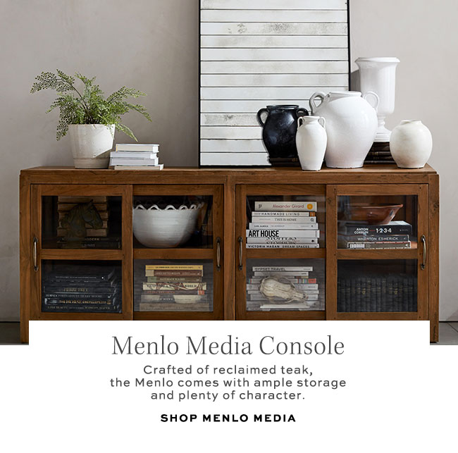 Menlo Media Console
