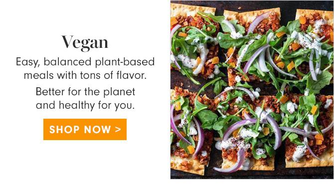 Vegan - SHOP NOW
