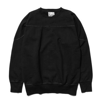 NEXUSVII  'FRANKEN' Football Sweat Black
