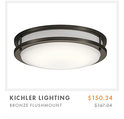 Kichler Flushmount