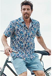 Ashburton Short Sleeved Shirt