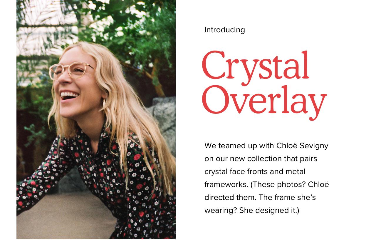 Crystal Overlay