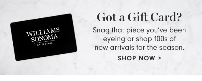 Got a Gift Card? - SHOP NW
