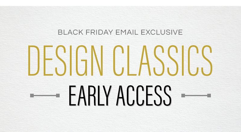 Design Classics Early Access