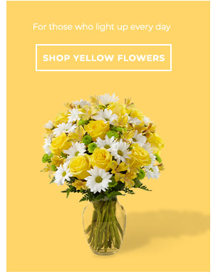 Shop By Yellow Flowers