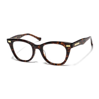Native Sons  Mojave Optical Spazzle/18K Gold/Clear