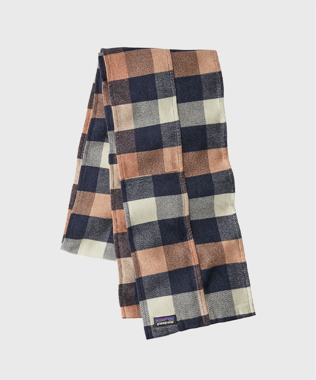 Fjord Flannel Scarf
