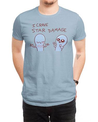 """Shop """"I Crave Star Damage"""""""