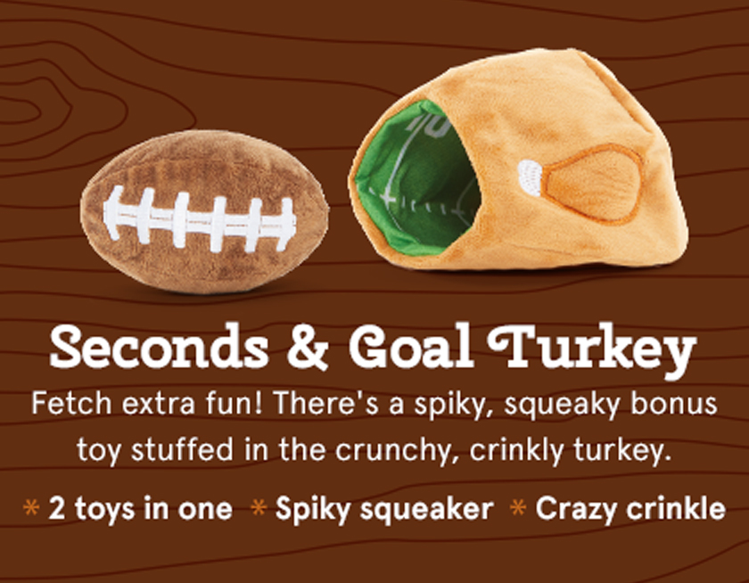 Seconds & Goal Turkey