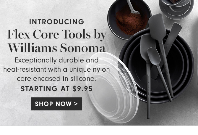 Flex Core Tools by Williams Sonoma - SHOP NOW