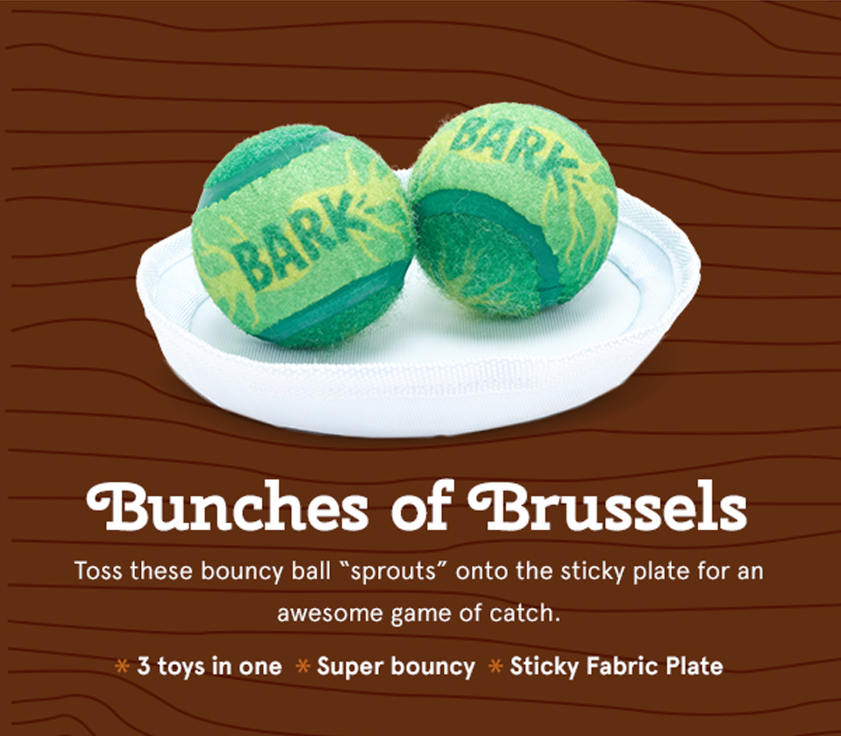 Bunches of Brussels