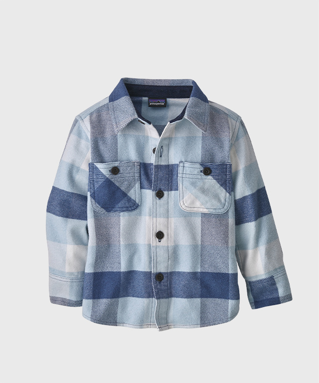 Baby Fjord Flannel Shirt