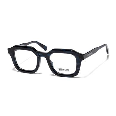 Native Sons  Matheson Optical Indigo/Clear