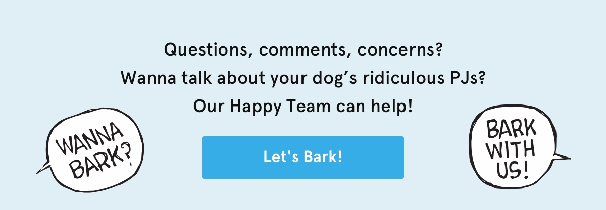 Mail Happy@BarkShop.com