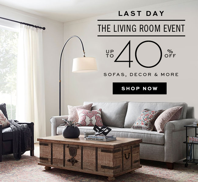 THE LIVING ROOM EVENT