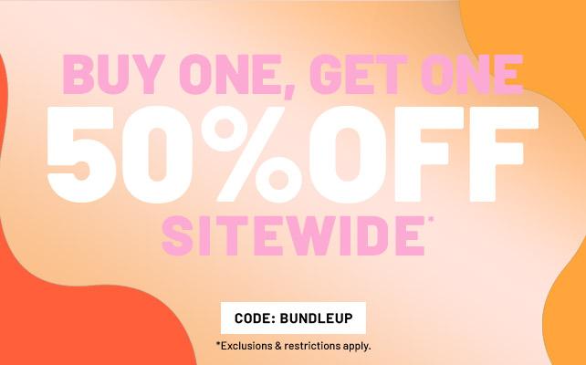 Code: BUNDLEUP
