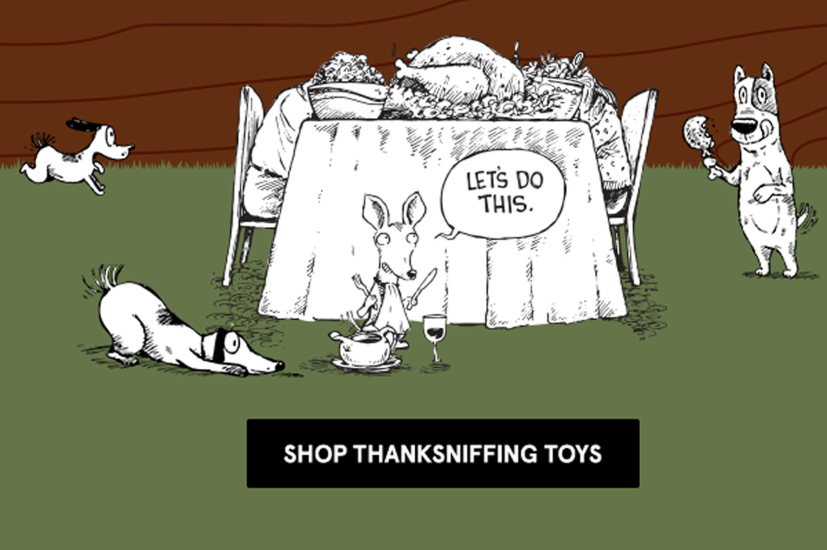 Shop Thanksniffing Toys
