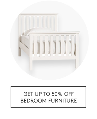GET UP TO 50% OFF BADROOM FURNITURE