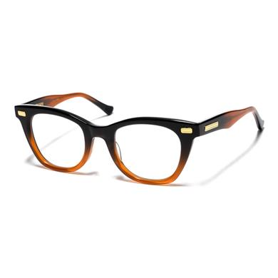 Native Sons  Mojave Optical Coffee Caramel/18K Gold/Clear