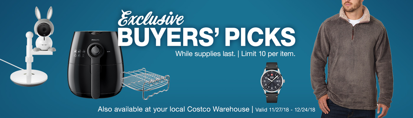 Promotions Ending Monday, 12/24/18! Shop At Your Local Costco