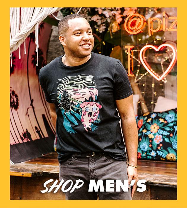 Shop Men's $9.99 Tees!