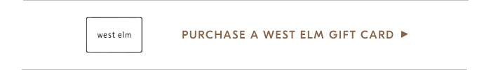 Purchase A West Elm Gift Card