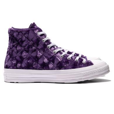 Converse  x Golf Le Fleur Chuck 70 Hi Tillandsia Purple/White
