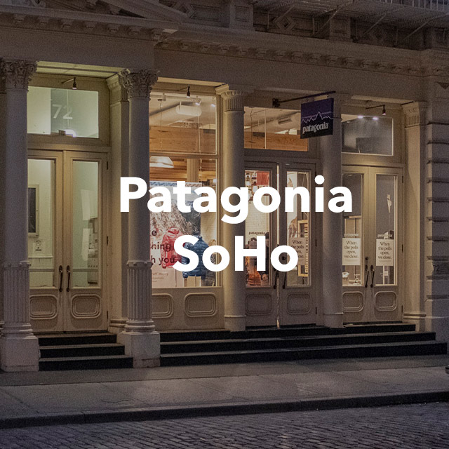 Patagonia SoHo