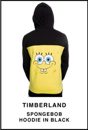 Timberland SpongeBob Hoodie