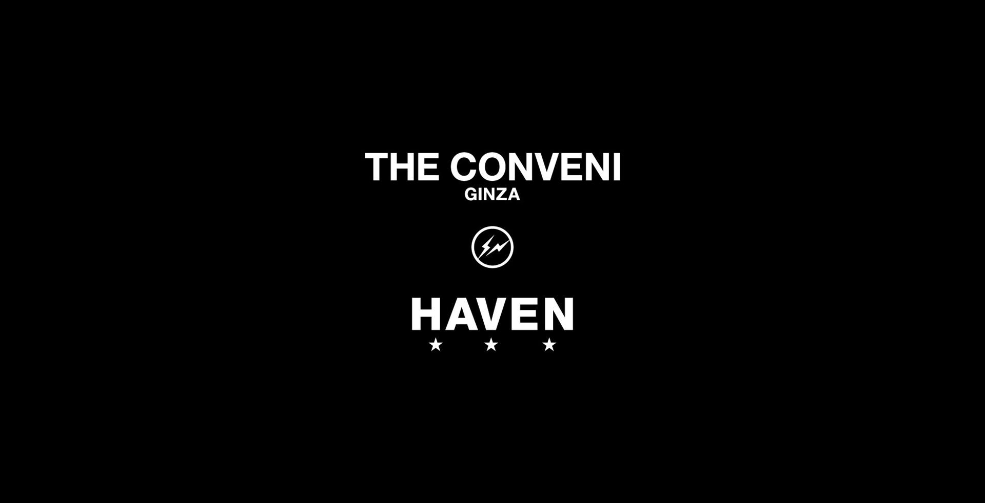 THE CONVENI HAVEN | Vancouver Pop-Up Shop | 10.26.19 – 11.10.19